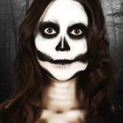 deguisements squelette
