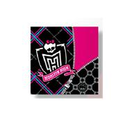 Thème Monster High: Serviettes papier (20)