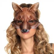 1/2 MASQUE RENARD MOUSSE