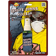 Spray Sang verts Zombie Nucléaire