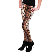 Déguisement Leggins Jungle