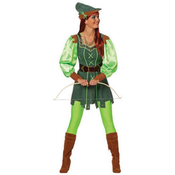 La bamboula d guisements costumes accessoires de f te - Deguisement robin des bois fille ...