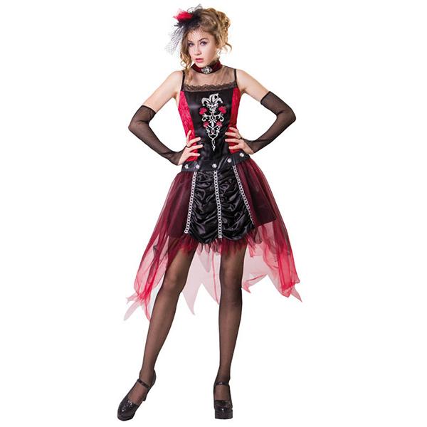 La bamboula d guisements costumes accessoires de f te farce et attrape d guisement - Deguisement rebelle adulte ...